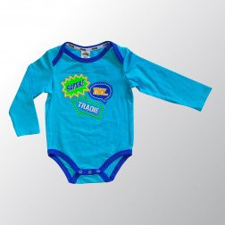 Tradie Baby Long Sleeve Bodysuit